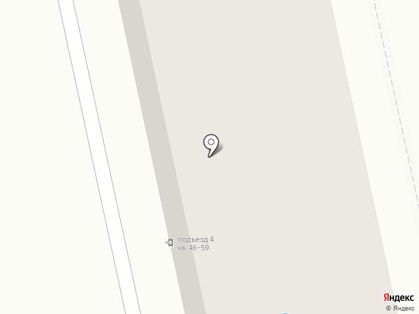 Баттерфляй на карте Кисловодска