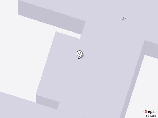 Лицей №4 на карте Кисловодска