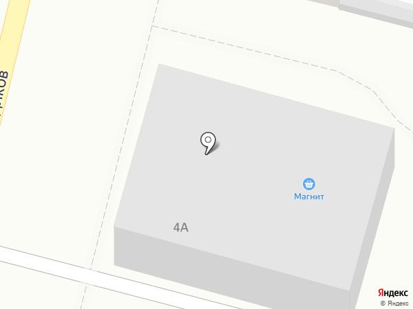 Строй мастер на карте Кисловодска