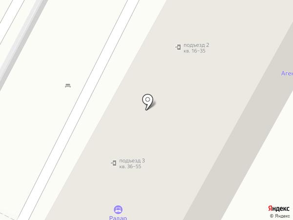 Бюро медико-социальной экспертизы №12 на карте Кисловодска