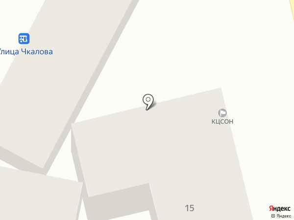 Кисловодский комплексный центр социального обслуживания населения, ГБУ на карте Кисловодска