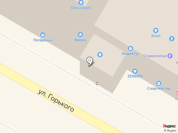 Event квартал на карте Кисловодска
