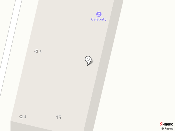 Кэш-Сервис на карте Кисловодска