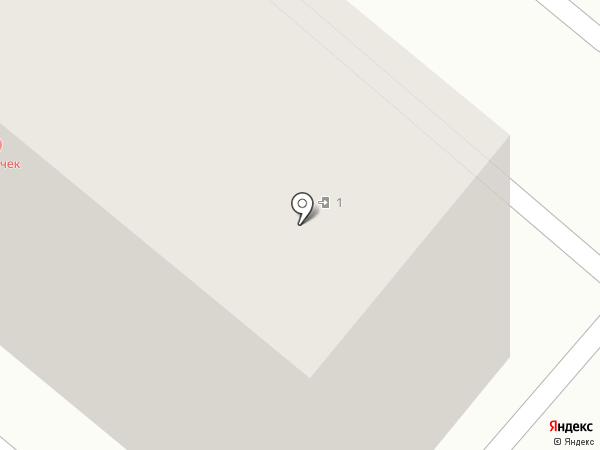 Педиатрический кабинет на карте Кисловодска