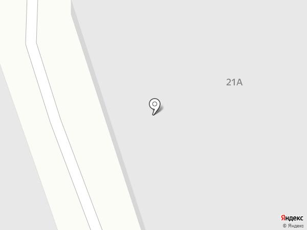 Металлист на карте Кисловодска