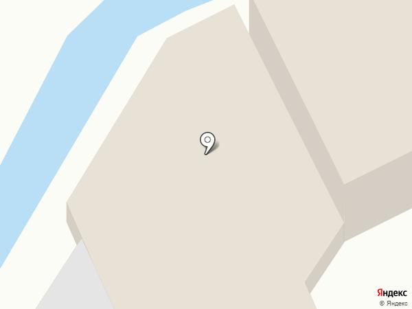 Колос на карте Кисловодска