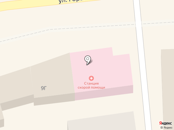 Элит Стиль на карте Кисловодска