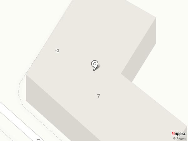 Отдел Управления ФСБ РФ по Ставропольскому краю в г. Кисловодске на карте Кисловодска
