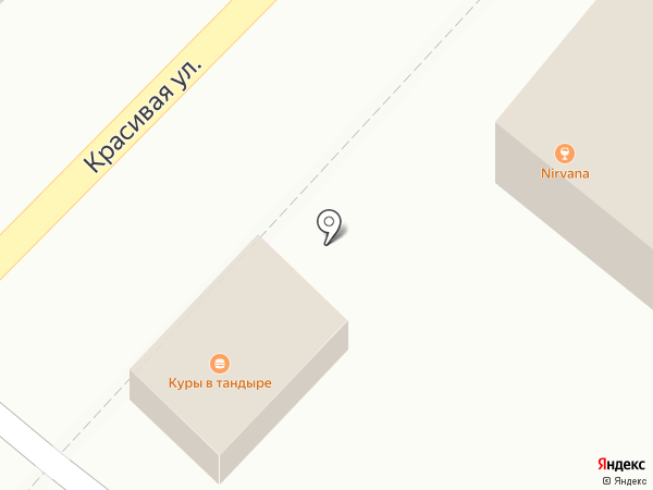 Домовой на карте Кисловодска