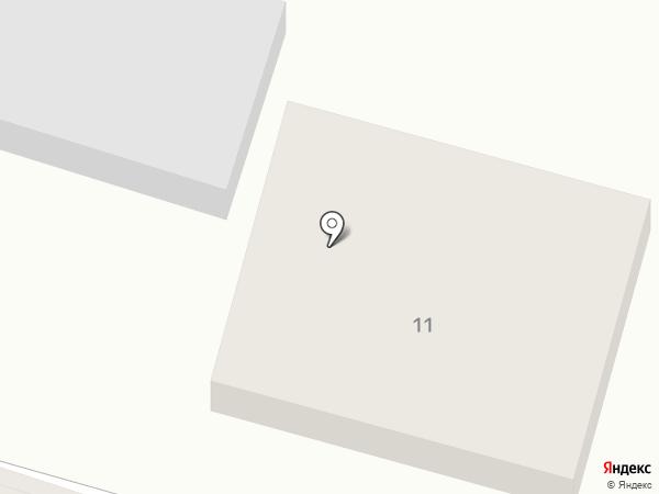 Автоюрист на карте Кисловодска