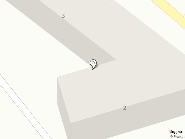 Серж на карте Кисловодска
