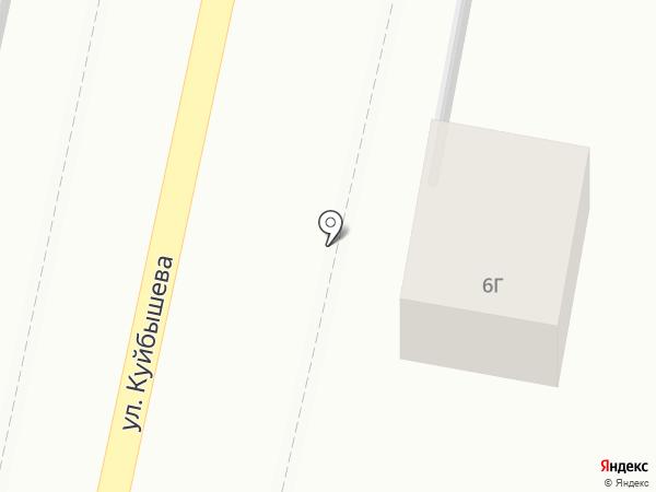 Ritz на карте Кисловодска