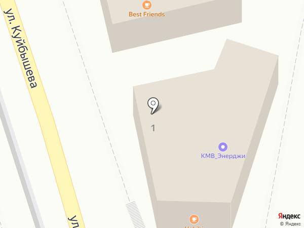 Единый информационный центр на карте Кисловодска