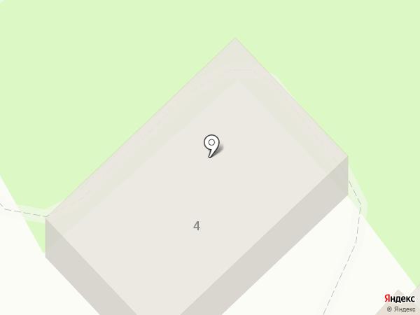 Мини-гостиница на карте Кисловодска