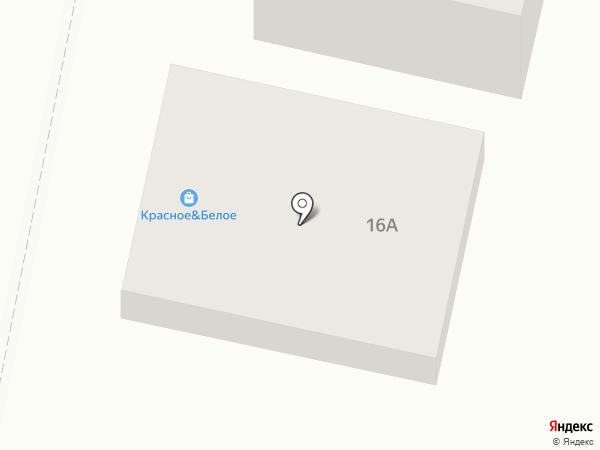 Империя КМВ на карте Кисловодска