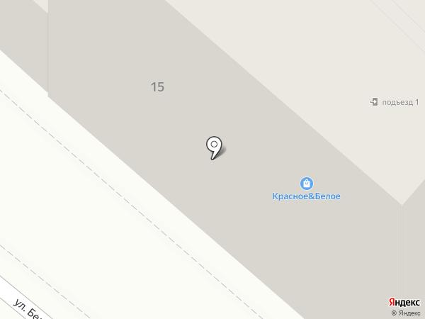 КМВ-Кисловодск на карте Кисловодска
