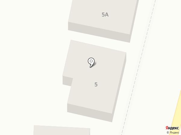Интер-Юг на карте Кисловодска