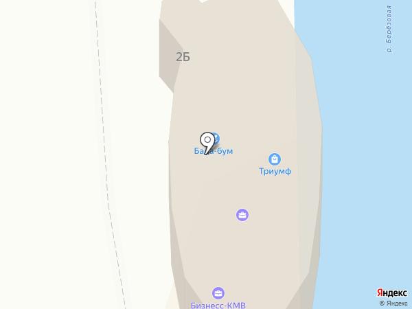Департамент Юридической Безопасности на карте Кисловодска