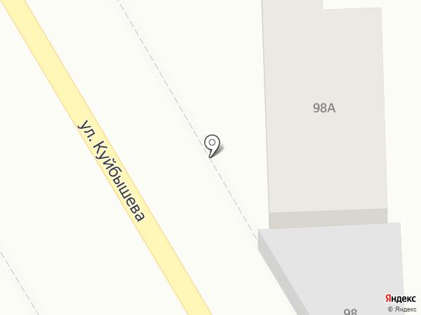 Y ZEZI на карте Кисловодска