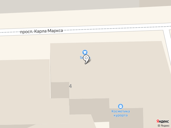 Банкомат, МТС-банк, ПАО на карте Кисловодска