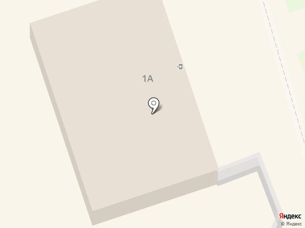 Курзал на карте Кисловодска