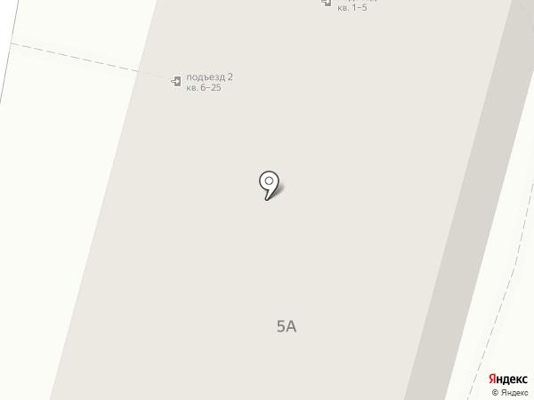 КГМТ на карте Кисловодска