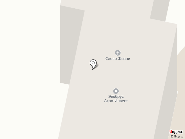 Хива на карте Кисловодска