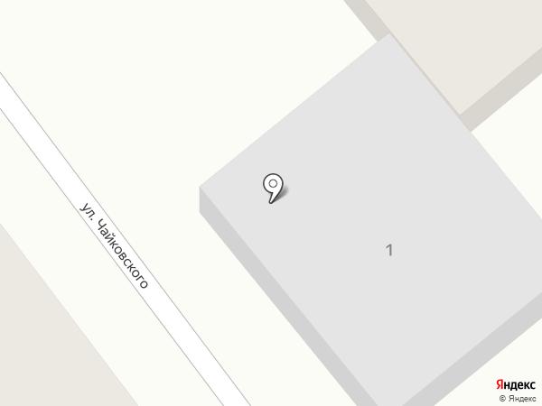 Отдел ГИБДД на карте Кисловодска