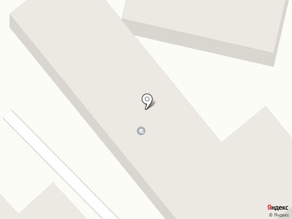 Почтовое отделение №1 на карте Кисловодска