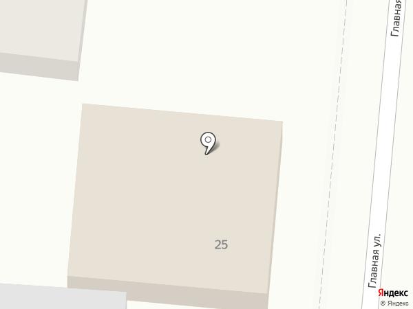 Оскар на карте Кисловодска