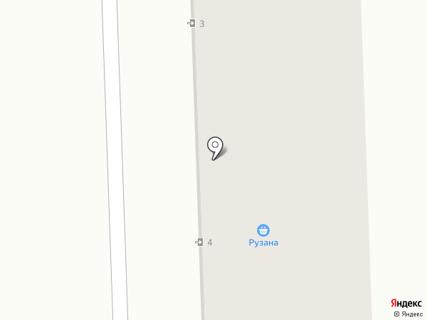 Кисловодская газета на карте Кисловодска