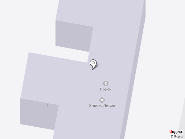 Поиск на карте Кисловодска