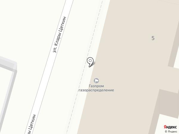 Кисловодскгоргаз на карте Кисловодска