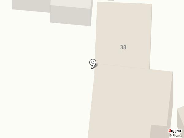 ARK-Hotel на карте Кисловодска