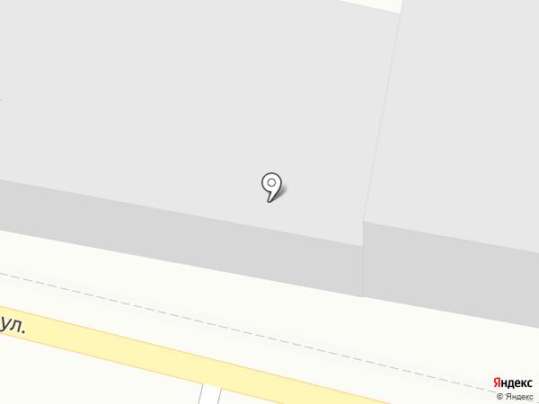 Arivar на карте Кисловодска