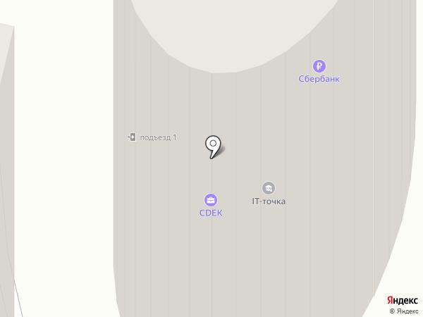 Стимул на карте Кисловодска