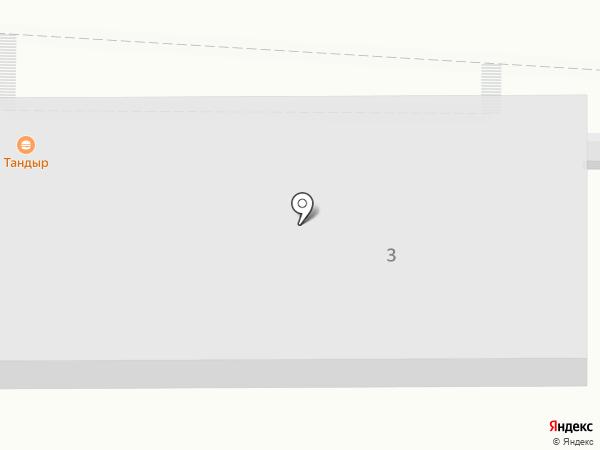 Куры в тандыре на карте Кисловодска