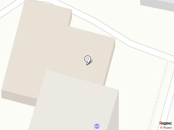 ATLETIK на карте Кисловодска