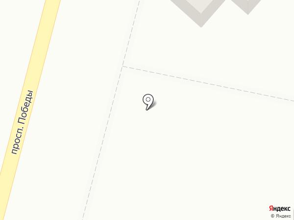 Шиномонтажная мастерская на карте Кисловодска