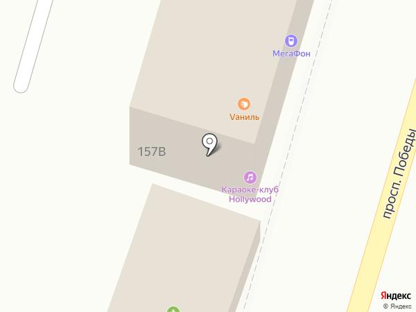 HOLLYWOOD на карте Кисловодска
