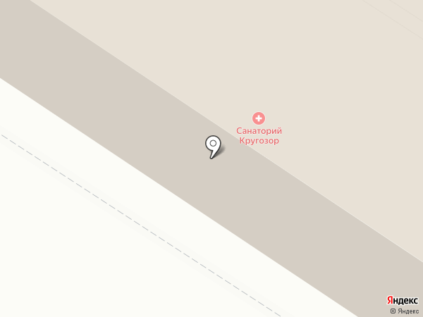 Мегарусс-Д на карте Кисловодска