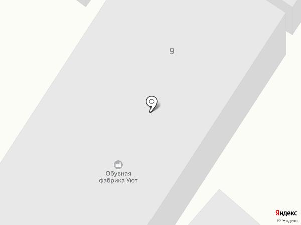 Металлоцех на карте Кисловодска