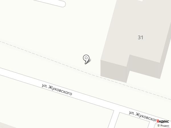КондитерЪ на карте Кисловодска