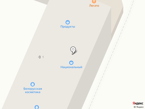 Банк Возрождение, ПАО на карте Кисловодска