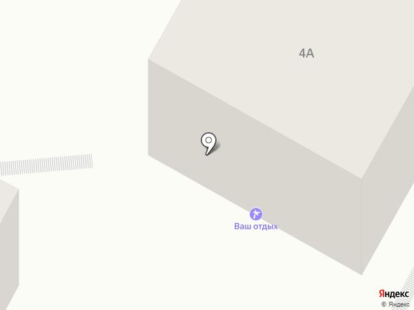 Ваш отдых на карте Кисловодска