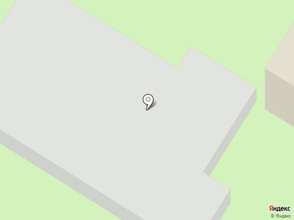 Нарзан на карте Кисловодска
