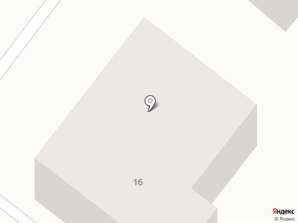 Феникс-С на карте Кисловодска