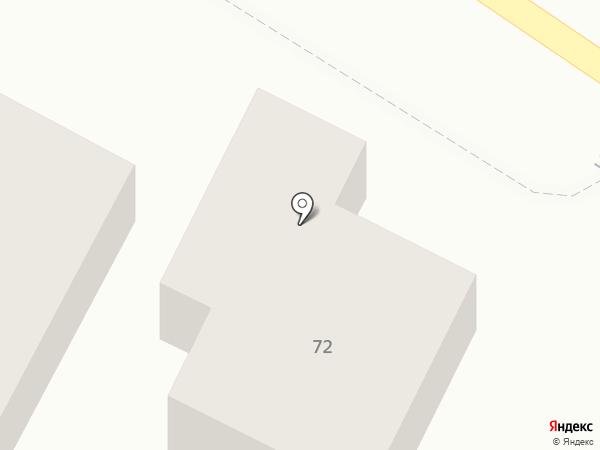 Волна на карте Кисловодска