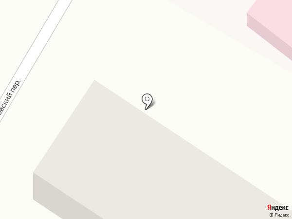 Краевая специализированная психиатрическая больница №3 на карте Кисловодска
