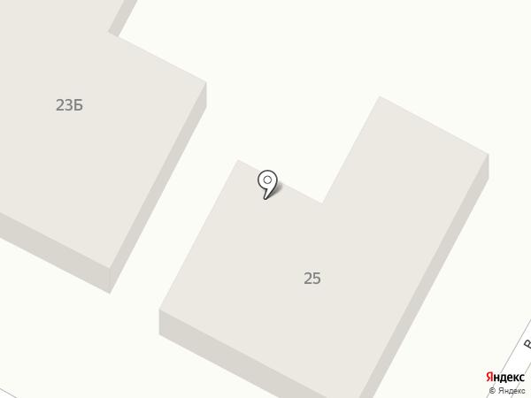 Риммир на карте Кисловодска